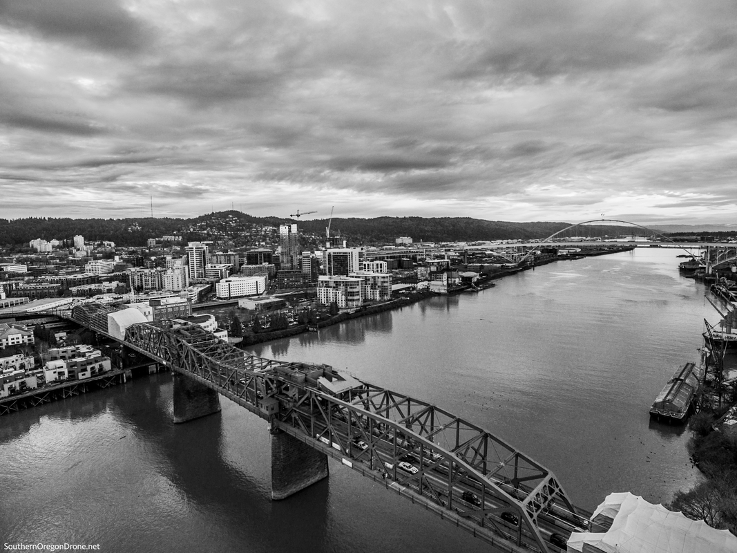 Portland Drone Photography